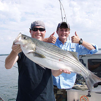Guided Fishing Experience in Nashville