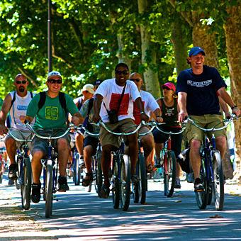 New Orleans Bike Tour