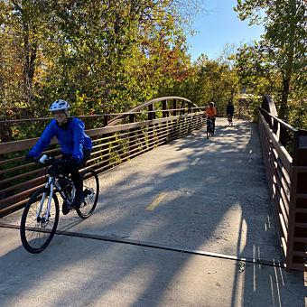 Guided Arkansas Bike Tour
