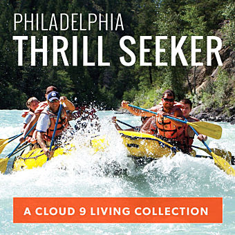 Philadelphia Thrill Seeker Collection