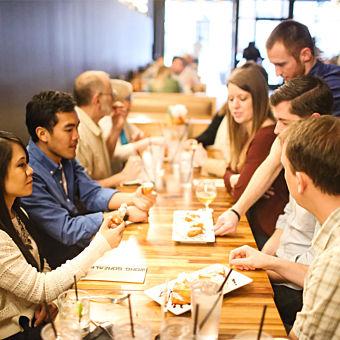 Arts District Food Tour Tastings