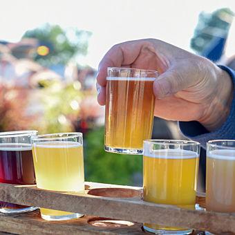 Kayak & Brewery Tour in Maryland