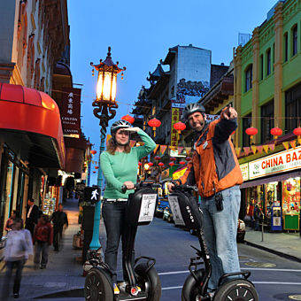 San Francisco Segway at Night Tour