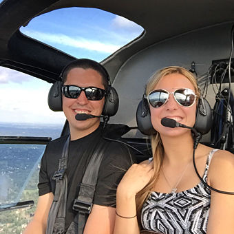 Scenic Helicopter Tour in Pittsburgh