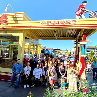 West Hollywood Guided Walking Tour