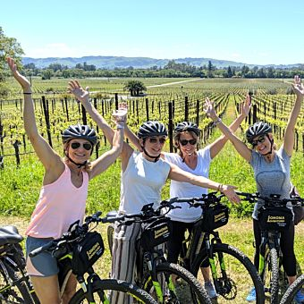 Sonoma Valley Wine and Bike Tour