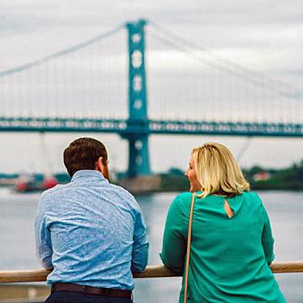 Romantic Dinner Cruise in Philadelphia
