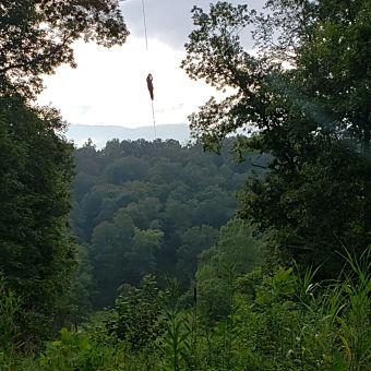Twilight Zipline near Louisville