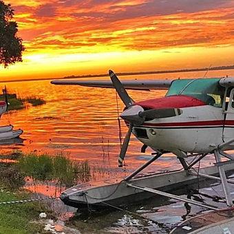 Sunset Seaplane Tour near Orlando