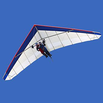 3,500' Tandem Hang Gliding Lesson