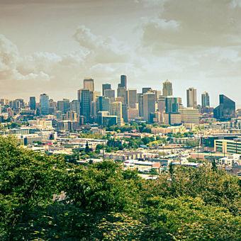 Bike tour of Seattle