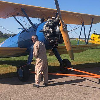 Cannon Falls Scenic Biplane Flight in Stanton, MN