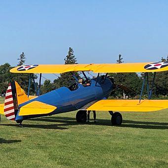 Northfield Scenic Biplane Flight in Stanton, MN