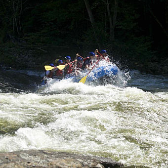 West River Whitewater Rafting in VT