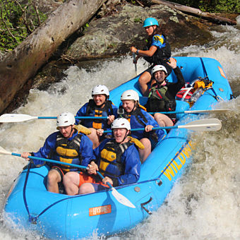Whitewater Rafting near Atlanta