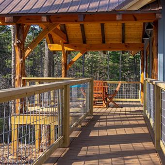 Chattooga River Mountain Cabin Rental