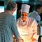 Chef on Gourmet Dinner Cruise Boston