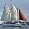 Evening Sail on Lavengro