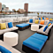 Lounge Deck on Norfolk Dinner Cruise