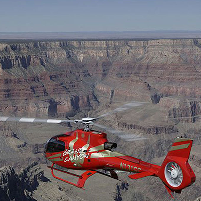 Helicopter Tour from Grand Canyon Village
