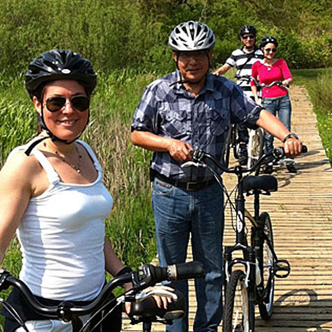 Tour Nantucket by Bike