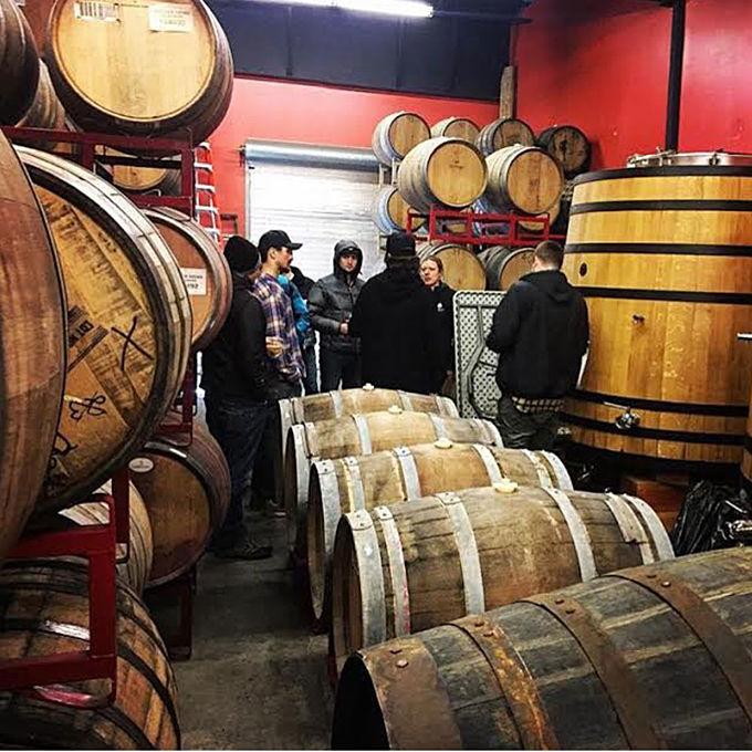 Beer Tastings and Tour near Lake Tahoe