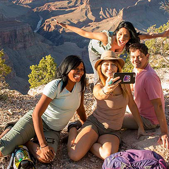 Tour the Grand Canyon's South RIm