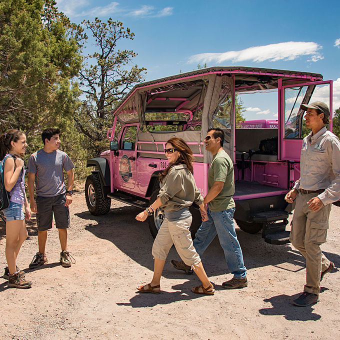 Grand Canyon Guided Jeep Tour