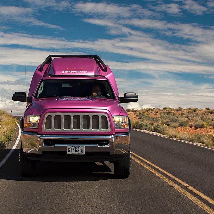 Grand Canyon Bus Tour from Las Vegas