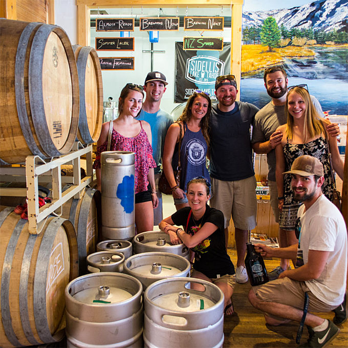 Brewery Tour of South Lake Tahoe