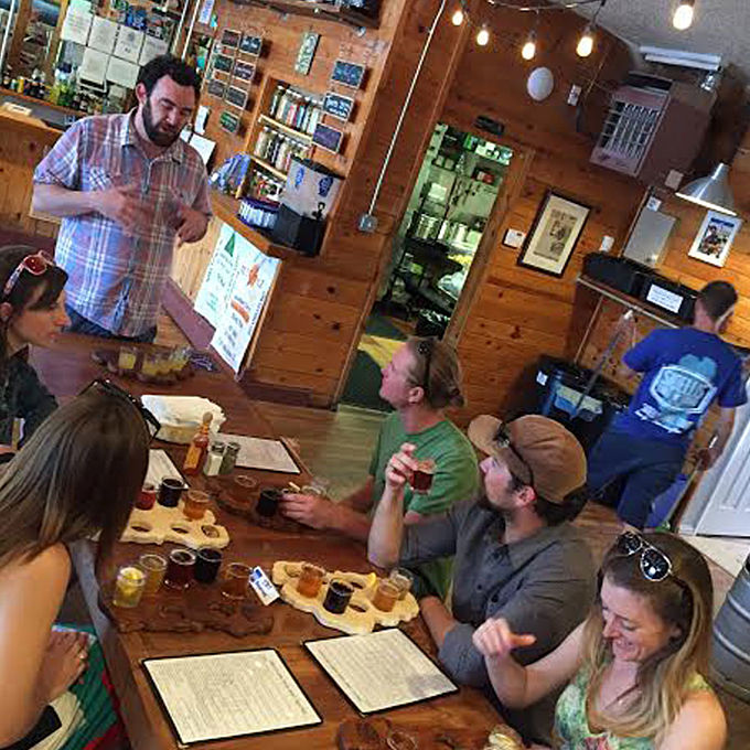 Beer Tastings around Lake Tahoe