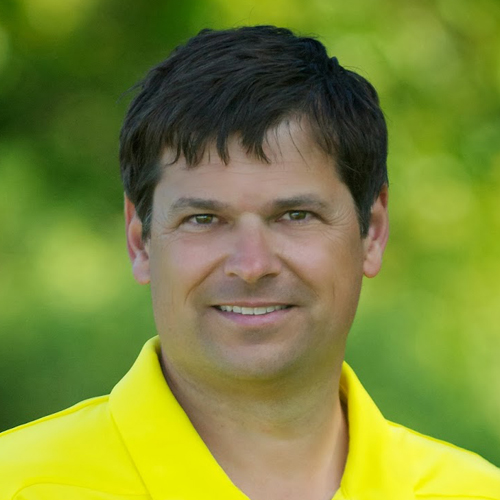 PGA Class A professional Jeff Goble