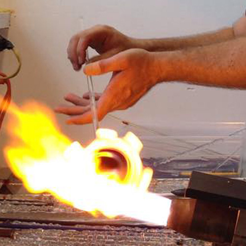 Glass Blowing Class in Philly