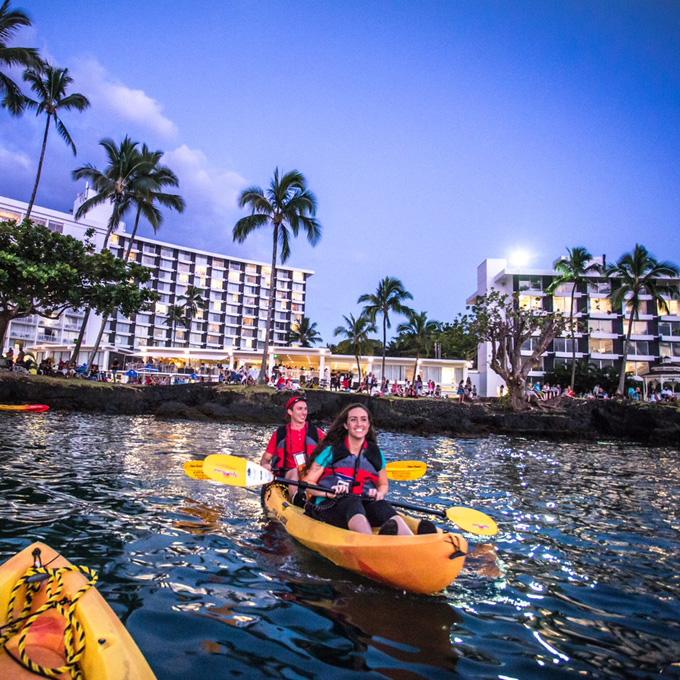 Hilo Bay Kayaking