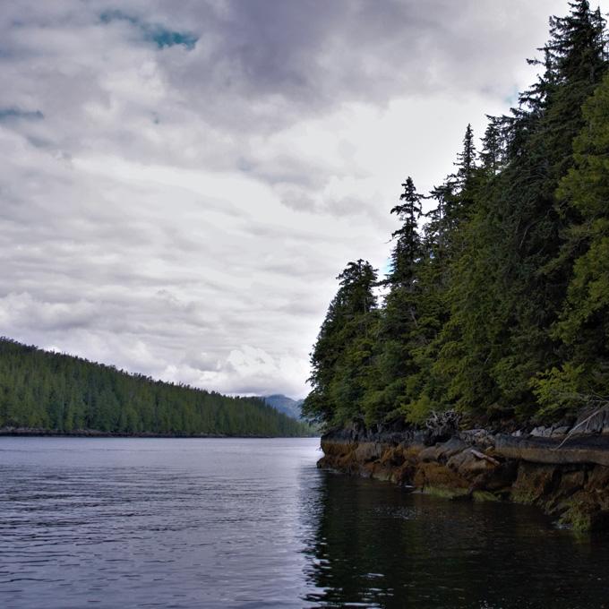 Zodiac Boat Tour in Alaska