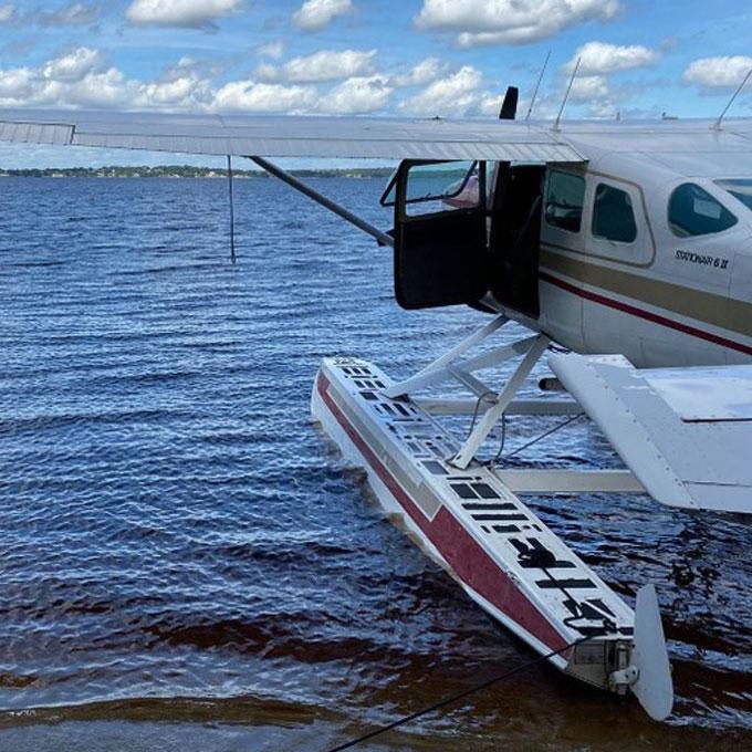 Scenic Seaplane Tour in Florida
