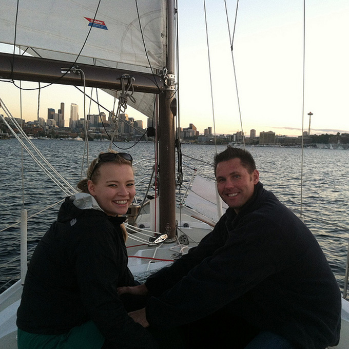 Learn to Sail on Lake Union