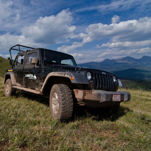 Bair Ranch Jeep Tour