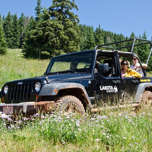 Jeep Tour near Denver