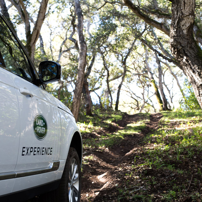 Land Rover Off-Road Lesson for 3 near San Jose