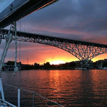 Lake Union Sunset Cruise in Seattle