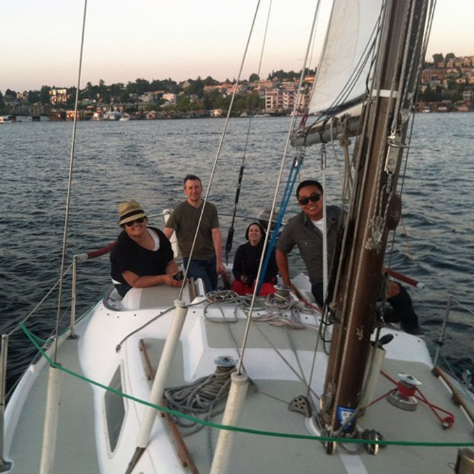 Private Sail in Seattle