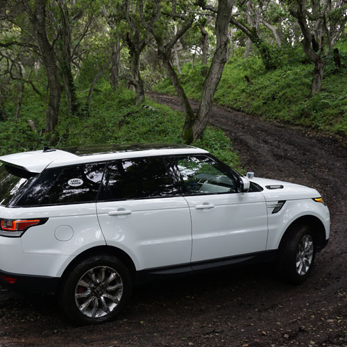 Land Rover Off-Road Lesson for 3 near Charlotte