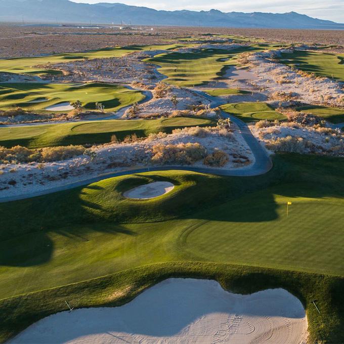 Round of Golf at Paiute Golf Resort