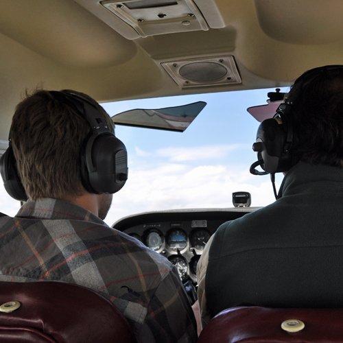 Flight Lesson near Minneapolis