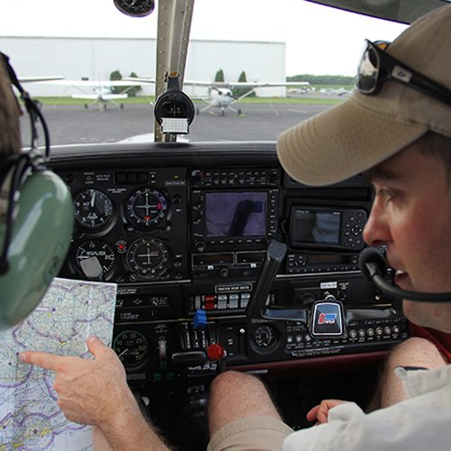 Flight Instruction near Hartford