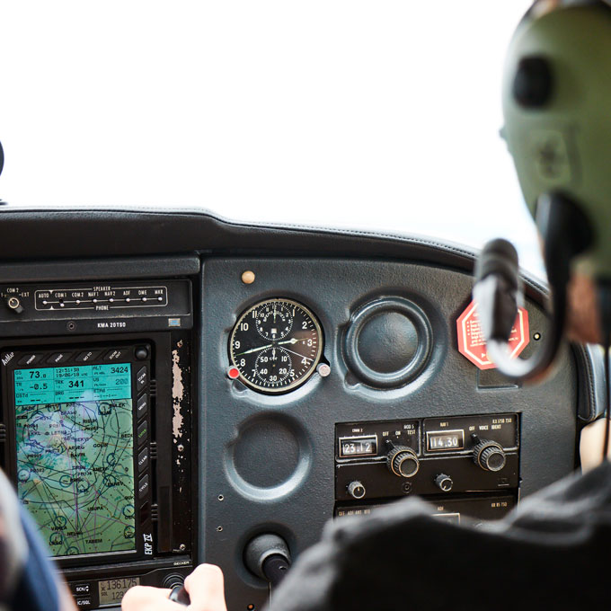 Introductory Flight Lesson in Mississippi
