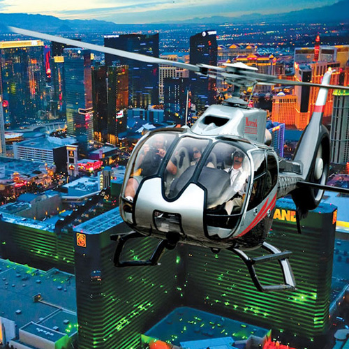 The Strip Helicopter Tour in Las Vegas