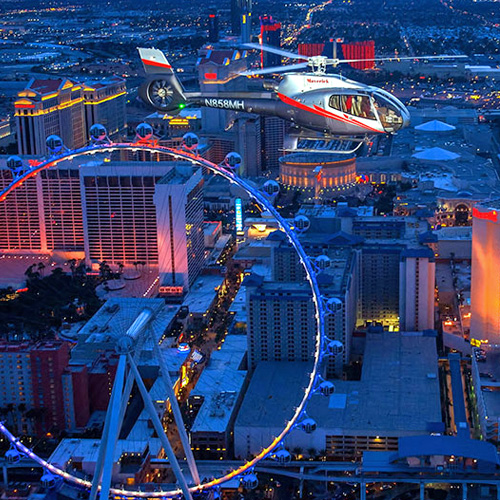 Vegas Evening Helicopter Tour
