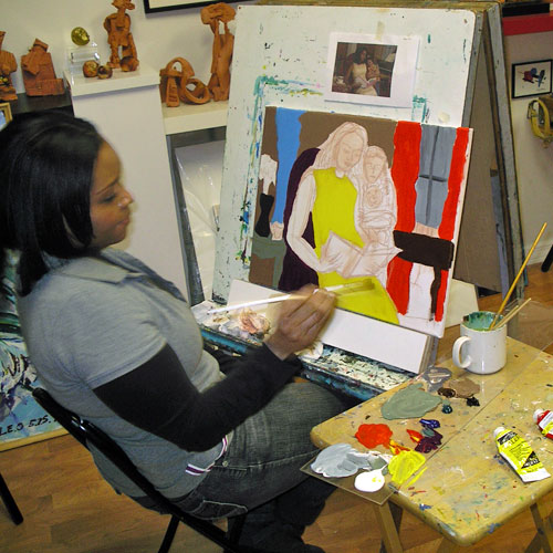 Private Art Lessons in Chicago